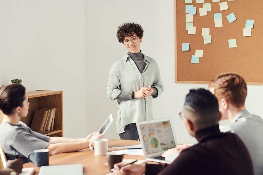 comunicación bidireccional en la empresa